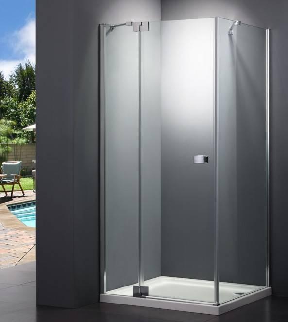 NEW DESIGN Rectangle Hinged Shower Enclosure