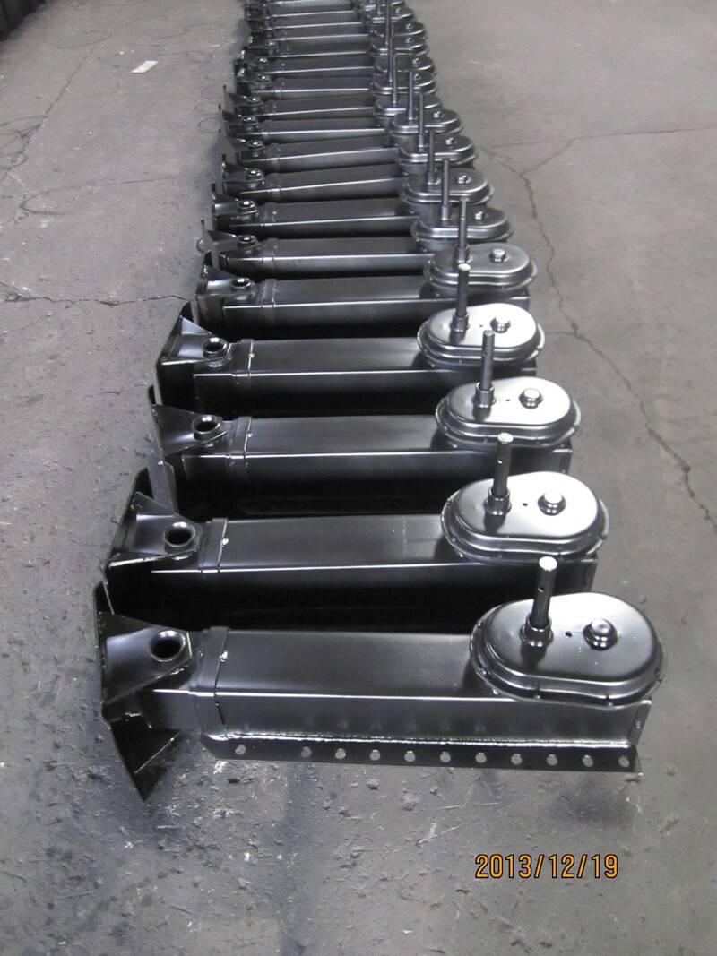 Jost trailer landing gear