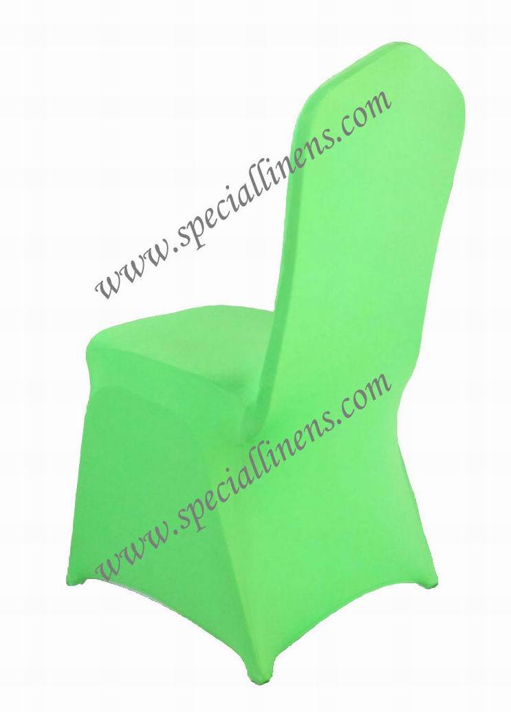Spandex lycra chair cover