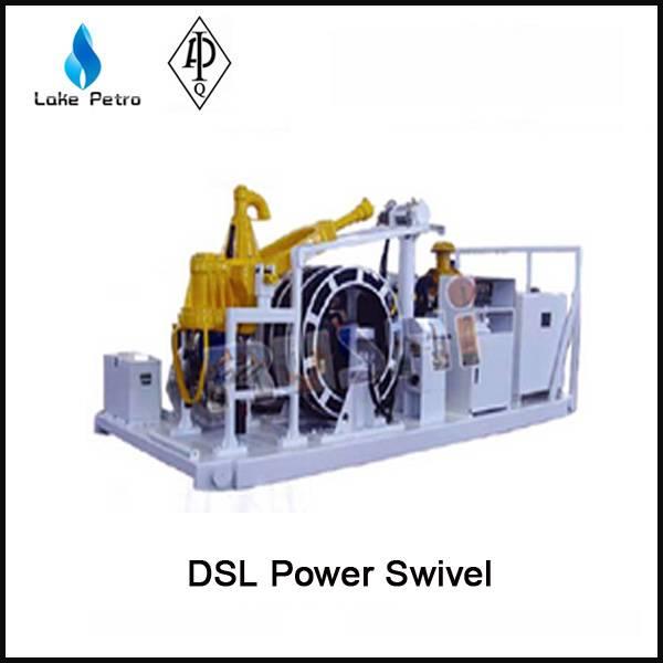 Hot sale API DSL Power Swivel oilfield