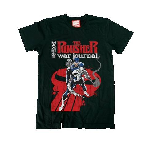The Punisher Vintage T Shirt Wholesale Mc260 Tshirt