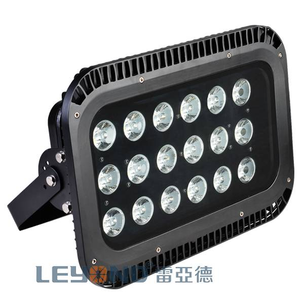 Leyond 120w/150w/180w LED Flood Light with MeanWell Driver Bridgelux Chip 10degree for tennis court