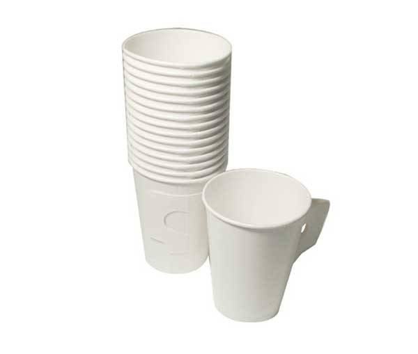 Disposable Hot Cold coffee Cups Paper plastic