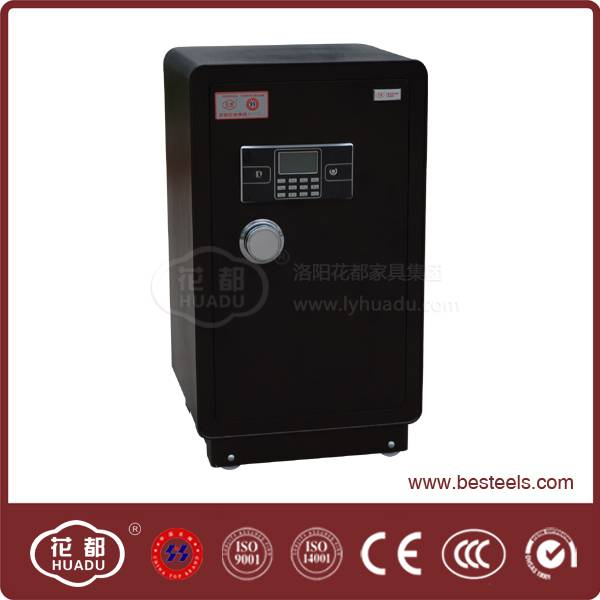 Commerical Use With Digital Lock 2 doors Electronic code lock safe box on sale