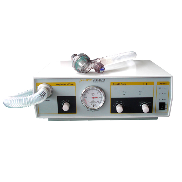 Mechanical lung recruitment ventilator emedicine JX10