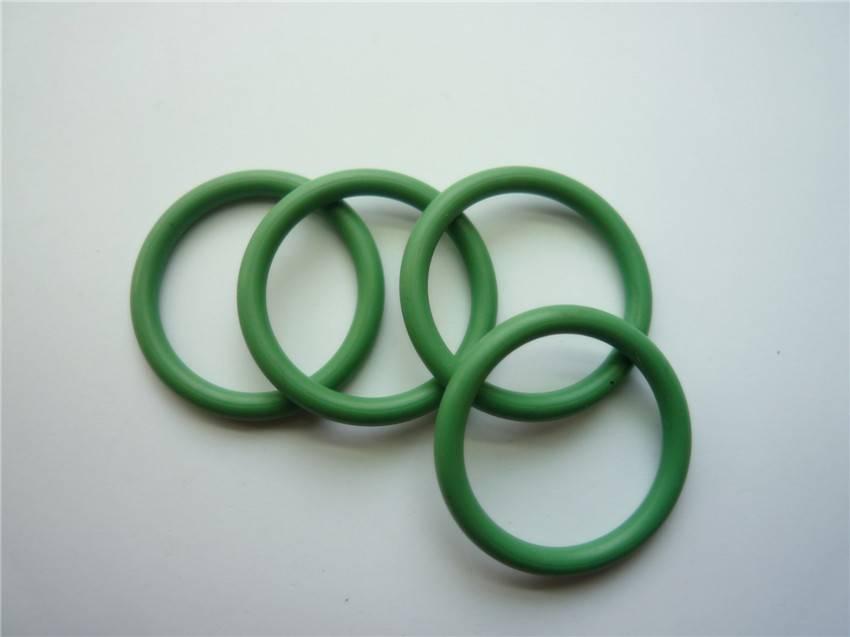 Custom Viton O Ring/Green Viton O Ring