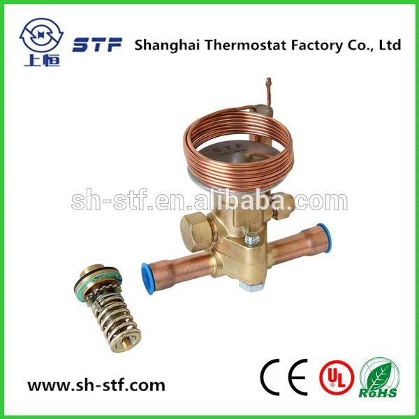 TCL(E) TRF(E) Thermal Expansion Valve