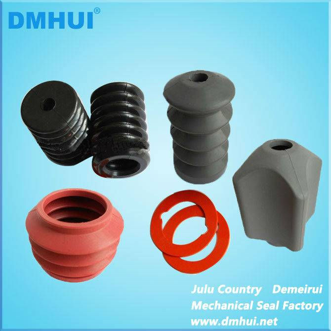 China wholesaler CFW rubber bellows dust cover