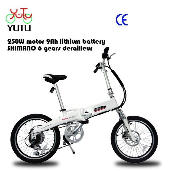 [YT-2004A]mini folding electric bike