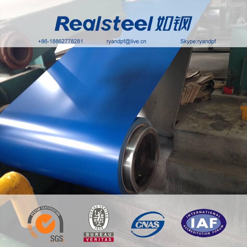 Prepainted Galvanized Steel Coil / PPGI