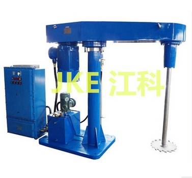 HM Multipurpose High Shearing Emulsifier Mixer Chemical Pharmaceutical Batch Homogenizer Machine