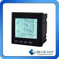 CE Approved 96*96mm intelligent multi-function network power meter