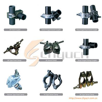 CLAMPS & COUPLERS