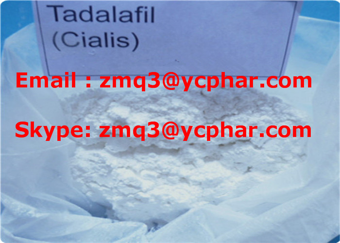 Tadalafi Cialis 171596-29-5 Male Sexual Enhancement Steroid