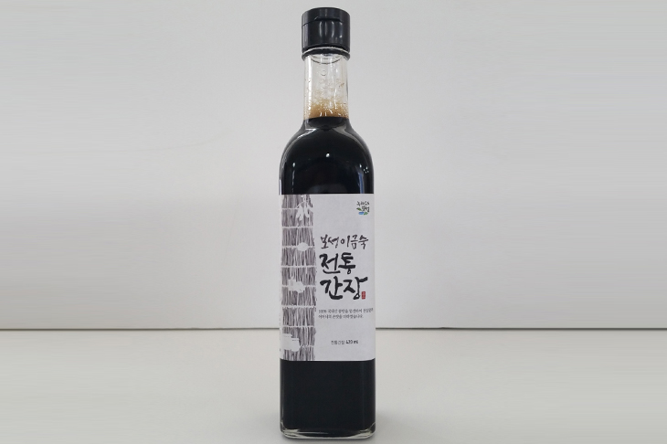 Boseung Keum sook Lee traditional barley soy sauce