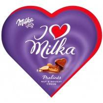 MILKA 137,5G I LOVE MILKA PRALINES
