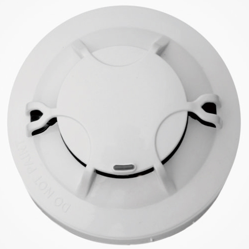 Intelligent Combination Heat/Photoelectric Smoke Detector