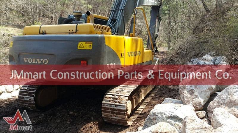 Volvo Excavator EC290B 2004