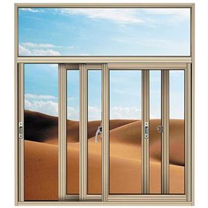 Aluminium Window Sliding Aluminium Windows PLASW01
