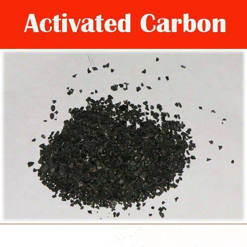 Nut shell activated carbon for purification