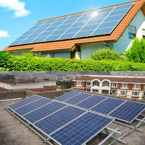 4kw Solar Power System for Home (JS-D20154000)