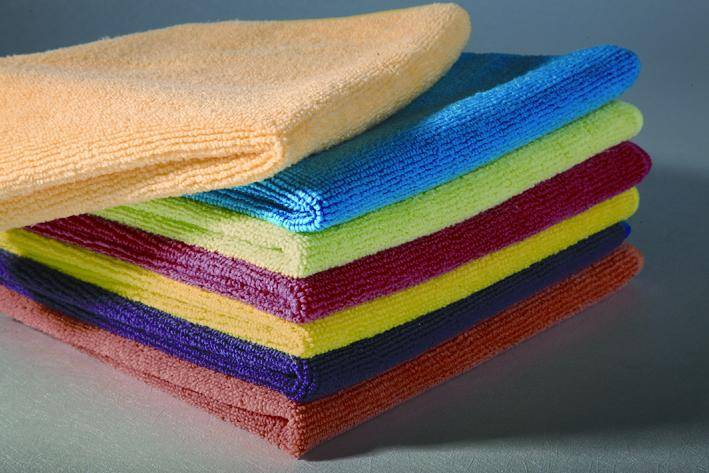 Microfiber Terry Towel for Cleaning