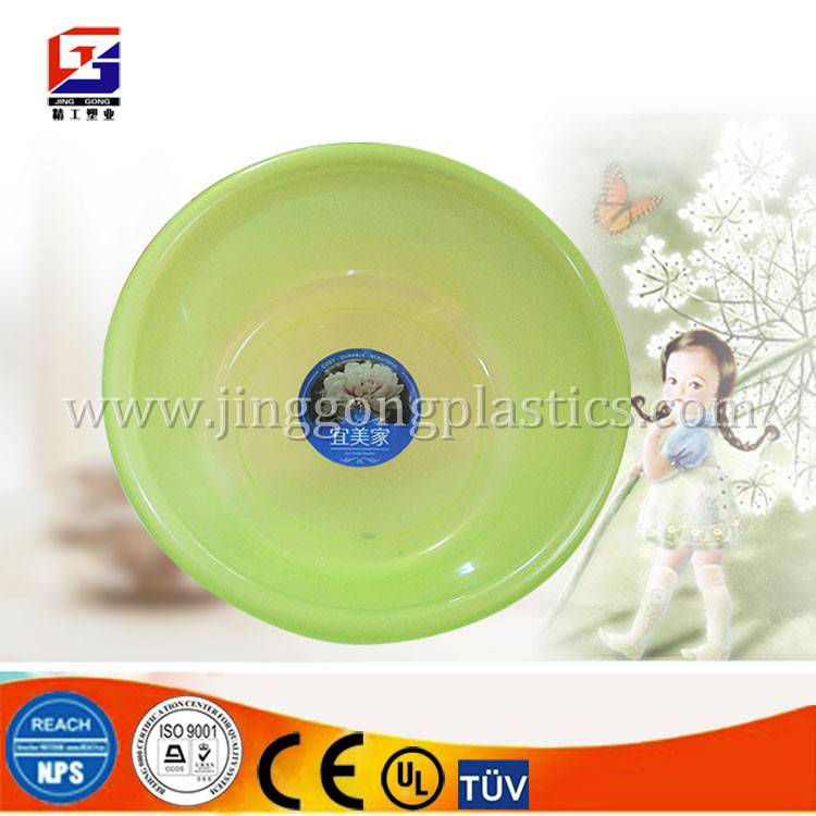 Factory Supply good quality plastic water basin in many style