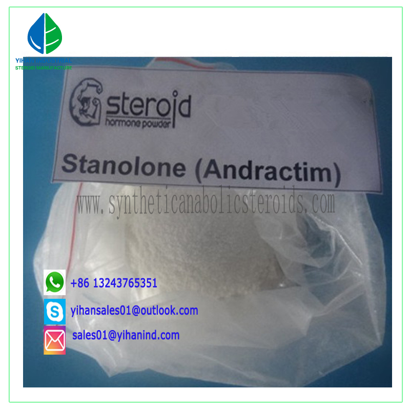 Natural Male Hormone Stanolone Androstanolone for Muscle Growthing CAS 521-18-6 Judy