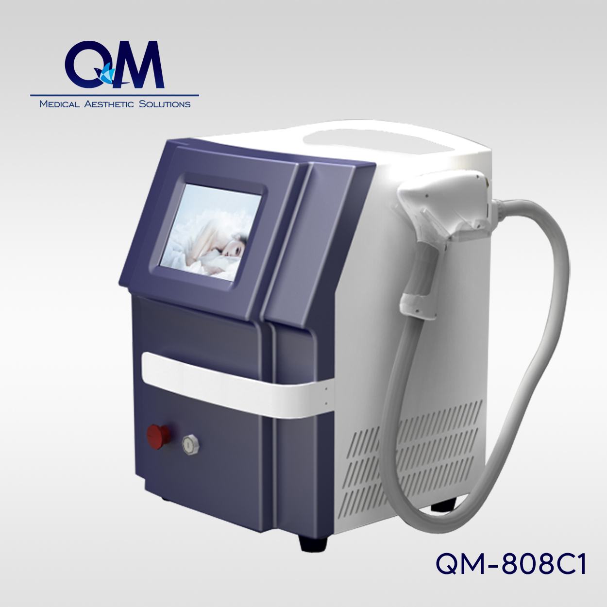 Portable Diode Laser 808nm Hair Removal Equipment