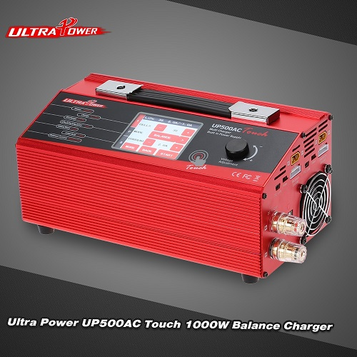 UP500AC TOUCH RC charger multi charger