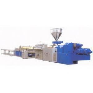 Wood-Plastic Plate Machinery