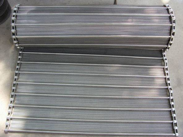 Drying machinery wire mesh belt