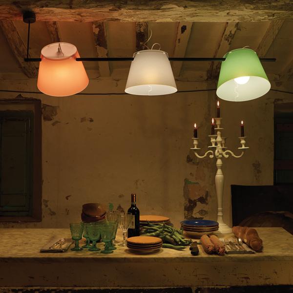 Custom Design Lighting 3 Light Suspension Lamp by Emporium