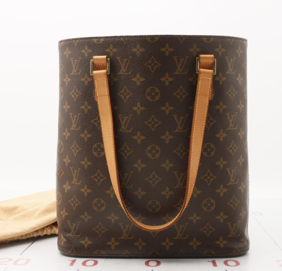 Preowned Used designer Handbag LOUIS VUITTON Vavin GM Monogram tote bags for bulk sale.