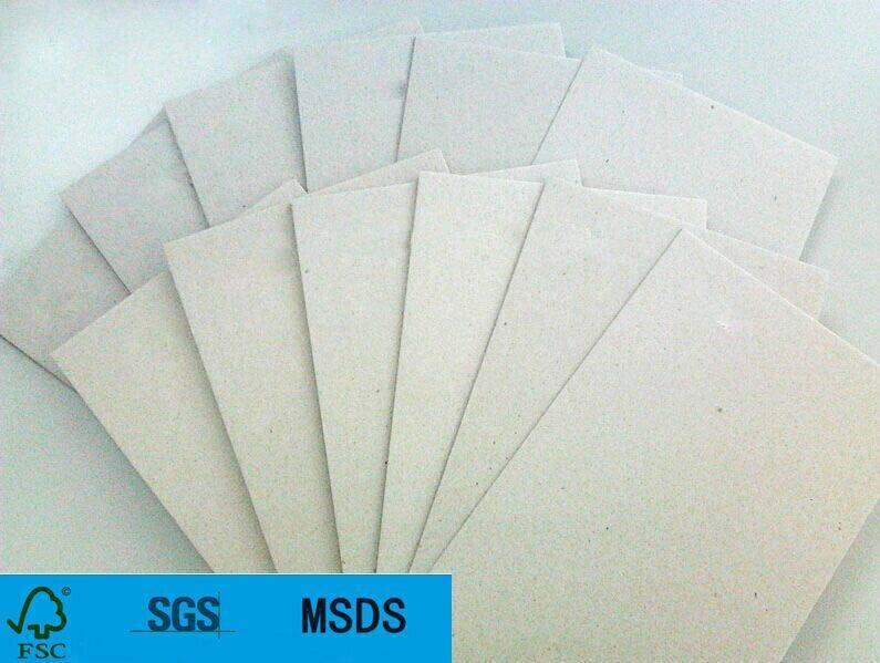 high qualiy low price grey board and duplex board