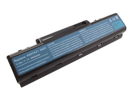Highest capacity Replacement Acer AS07A41 Battery| High Quality Acer Aspire 4710 Battery