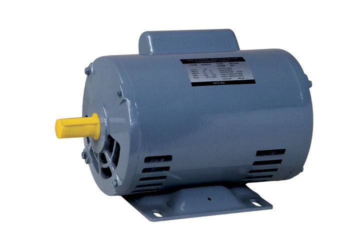 NEMA Standard Single-phase Induction Electric Motor With Steel Frame