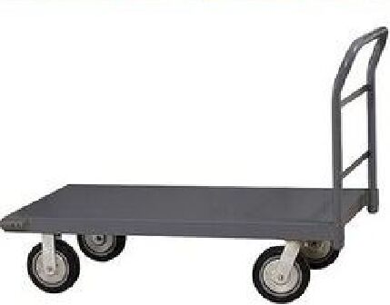 500kg Capacity 910mml X 610mmd Steel Platform Trolley