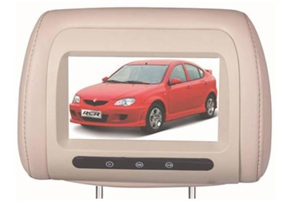good quality car headrest monitor JR-707