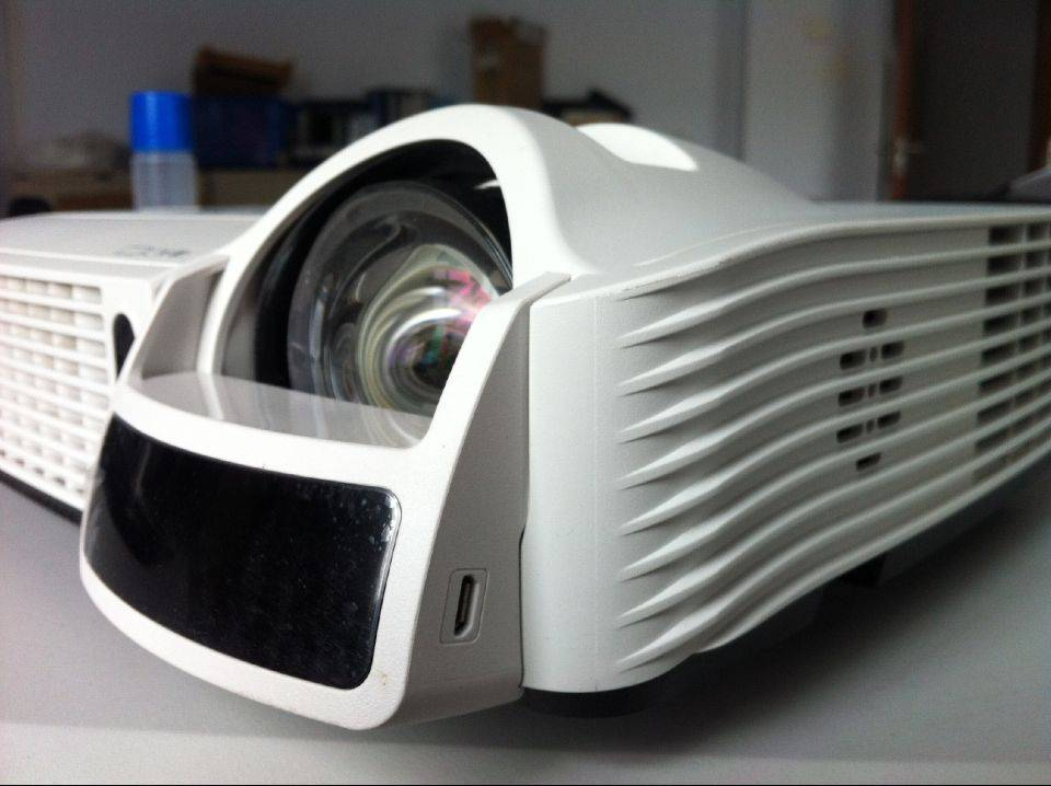 High Resolution 3600lm Short Throw DLP Interactive Projector