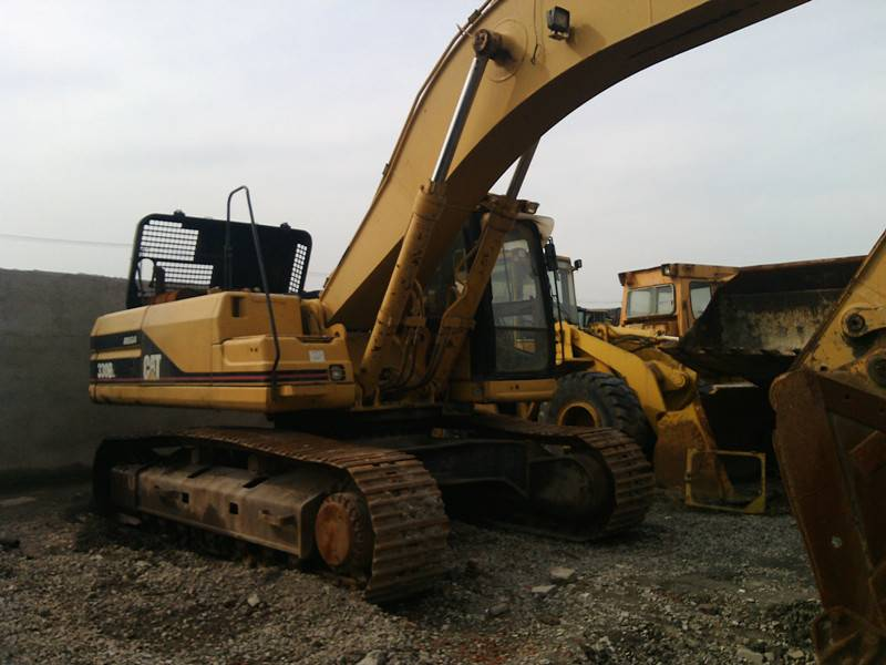 Used CAT Excavator 330BL,second hand excavator in good condition