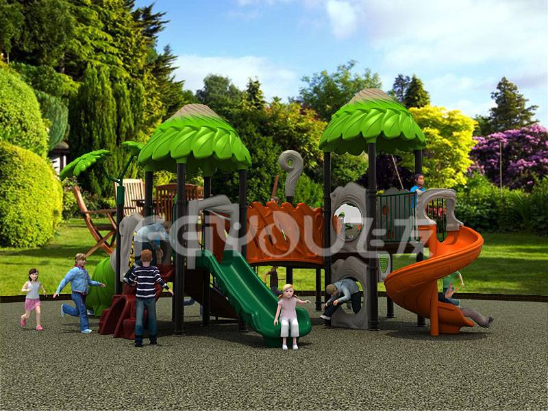 China kindergarten playground equipment FU02601