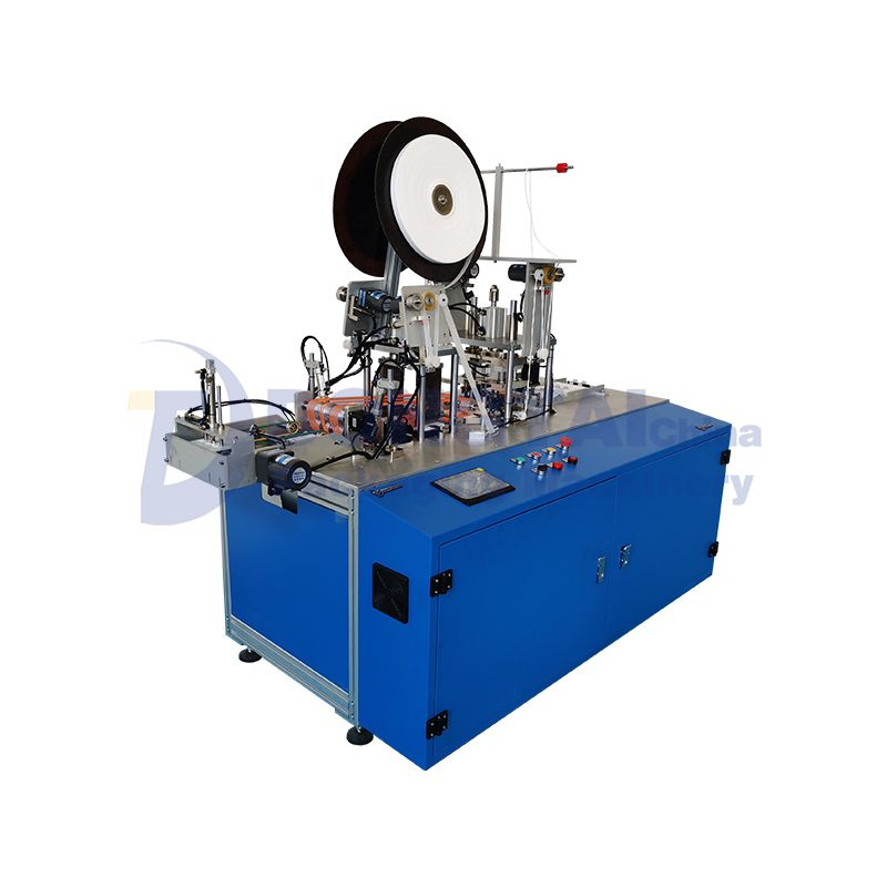 inner ear four-wrapping welding machinemask machineSupplier in China
