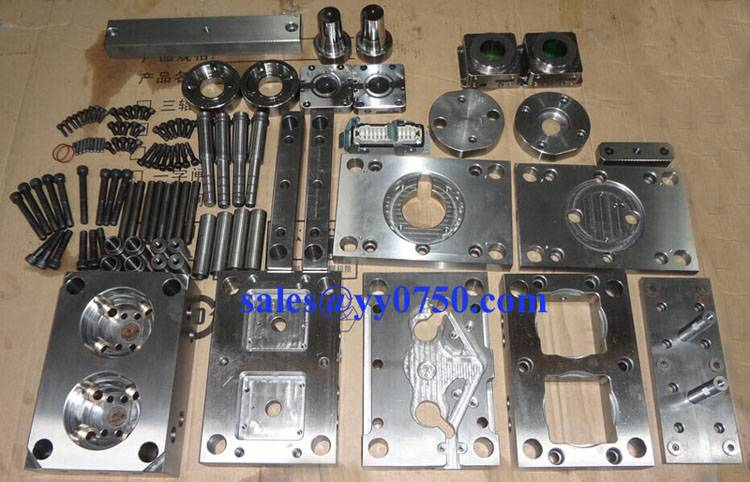 China factory plastic mould maker