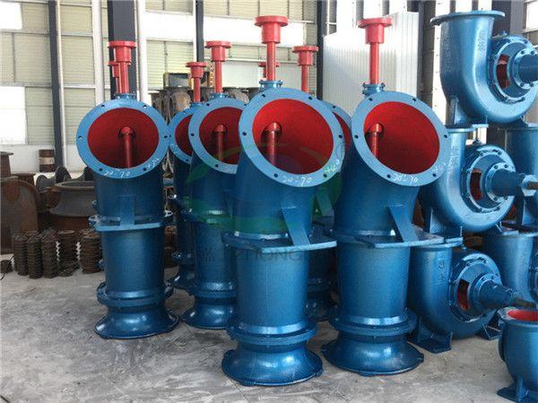 Zlb vertical axial-flow pump