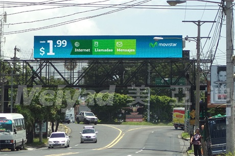 High Brightness Outdoor P6 LED Display Panel Outdoor Advertising