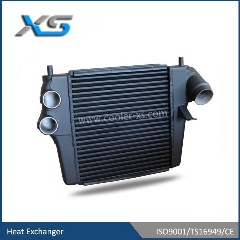 automotive intercooler