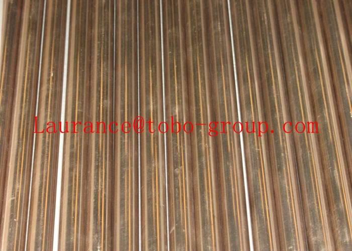 Inconel 600 copper nickel alloy seamless pipe