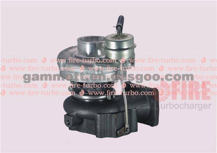 CT26 17201-17010 Turbocharger Toyota