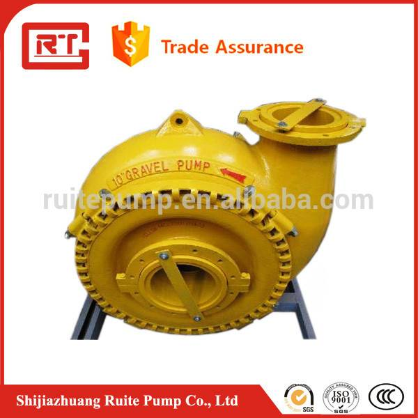 6 inch Sand dredge river pump for sales